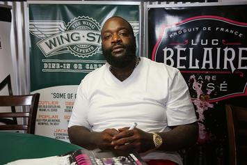 Rick Ross Is Actually Bringing Checkers & Wingstop On Tour With Him