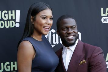 Kevin Hart Shares First Photos Of Newborn Son Kenzo