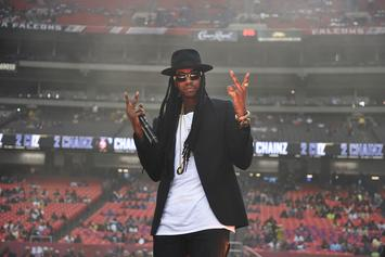 "2 Chainz Brings A ""Trap Wonderland"" To The ATL For The Holidays"