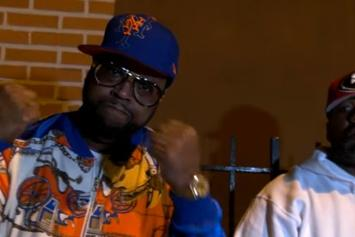 "Young Buck, Raekwon, & Jay Rock Assist DJ Kay Slay In ""Can't Tell Me Nothing"" Video"
