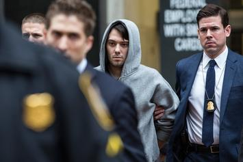 Martin Shkreli's Lil Wayne & Wu-Tang Clan Album May Be Seized By Federal Government