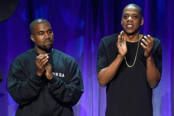"Jay-Z Shouts Out Kanye West During ""4:44"" Chicago Stop"