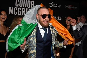"Conor McGregor Shouts Out Rita Ora After Their ""Date Night"""