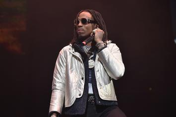 "Quavo Shares Artwork for ""Ice Tray,"" Joe Budden Continues to Troll"