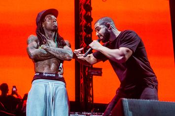 "Drake Teases Lil Wayne Reunion On ""Dedication 6"""