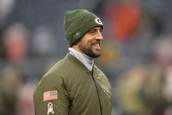 Aaron Rodgers Has Been Medically Cleared To Return To Football