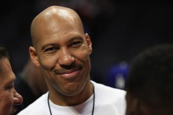 Lakers Meet With LaVar Ball Over His Criticism Of Luke Walton