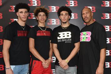 LaVar Ball & Sons Join The Breakfast Club: Talk Trump, BBB, UCLA &More