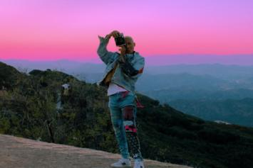 "Jaden Smith Drops Visually Pleasing Video To ""George Jeff"""