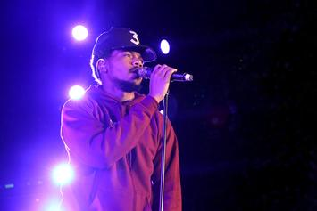 Chance The Rapper & Jeremih Reveal Christmas Album Release Date & Tracklist