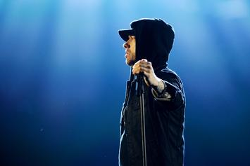 "Eminem's ""Revival"" First Week Sales Projections: Report"