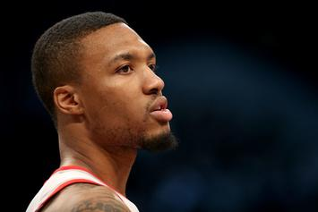 Damian Lillard Confronts Heckling Fan In Minnesota