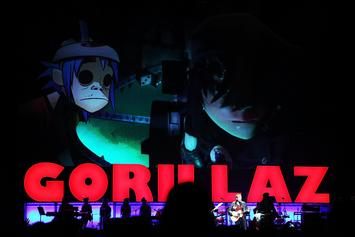 Gorillaz Will Be Dropping An Album In 2018