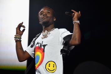 Lil Uzi Vert Brings Out Meek Mill's Son & Nicki Minaj In Philly