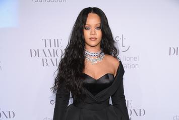 """Rihanna Shares Touching Video Of Late Cousin: """"Be Grateful For Life"""""""