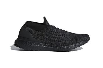 """Adidas Set To Launch New UltraBOOST Laceless In """"Triple Black"""""""