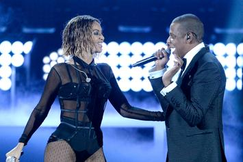 """Jay-Z Drops Teaser For """"Family Feud"""" Video, Co-Starring Beyonce"""