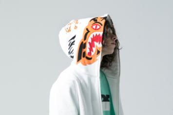 BAPE Drops Shark-Inspired Face Masks & Spring/Summer Collection