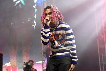 "Lil Pump Spotted Playing ""Lean Pong"" After Quitting Xans"