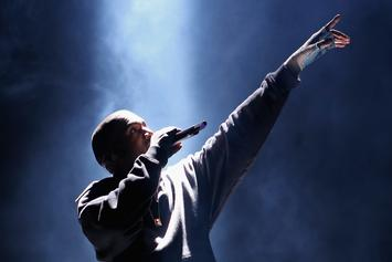 Kanye West Holds It Down For A Fan With Cancer