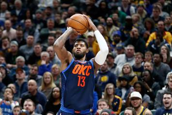 Is This Paul George's New Nike Signature Sneaker?