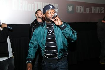 """50 Cent Is Still Working On """"Street King Immortal"""": """"It's As Thrilling As My First"""""""
