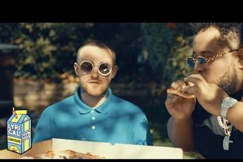 """Carnage, Mac Miller, & MadeInTYO Go For Pizza In """"Learn How To Watch"""""""
