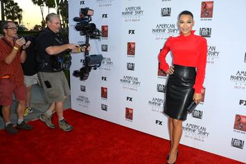 Naya Rivera Has Domestic Battery Charge Dropped