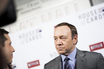 Kevin Spacey Being Investigated For 3rd U.K.-Based Sexual Assault