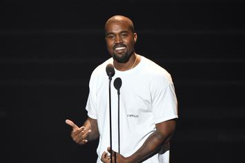 Kanye West Can't Think Of A Name For New Baby; Entertains One Suggestion