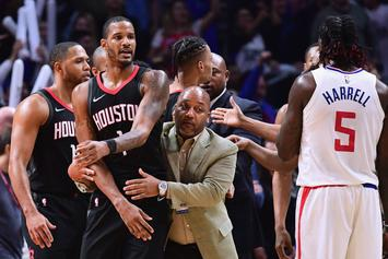 NBA Suspends Houston's Trevor Ariza And Gerald Green