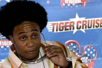 """That's So Raven"" Star Orlando Brown Arrested Following A Domestic Dispute"