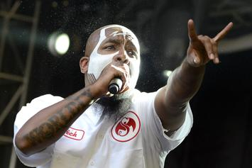 "Tech N9ne's ""Planet"" Tracklist Features Machine Gun Kelly, Krizz Kaliko & More"