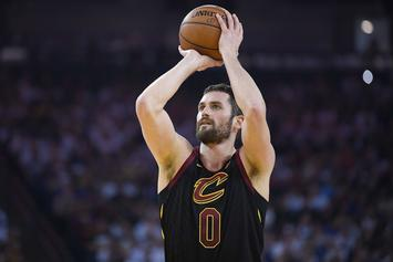 "Kevin Love Questioned By Teammates During ""Emotional"" Meeting"