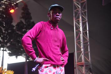 "Tyler The Creator Thinks He Should Win The Grammy For ""Best Rap Album"""