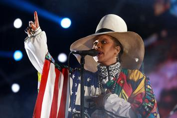 Anti-Defamation League CEO Calls Out Erykah Badu For Her Comments About Hitler