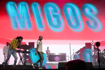 """Migos' """"Culture II"""" Gets Support From Wingstop"""
