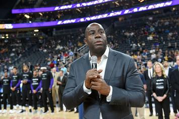 Magic Johnson Calls For Firings Amid Michigan State Sexual Assault Scandal