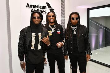 """Migos """"Culture II"""" Set To Debut At #1 On Billboard 200"""
