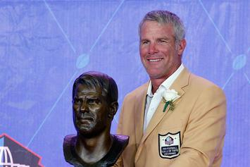 Brett Favre To Speak With Eagles Before Super Bowl LII