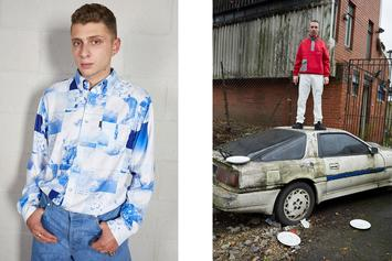 Palace Unveils Spring 2018 Lookbook Shot By Juergen Teller