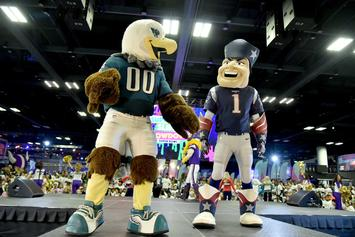 Vote: Who's Winning Super Bowl LII, Eagles or Patriots?