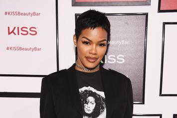 Teyana Taylor To Open 90's Themed Nail Salon In Harlem