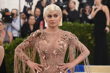 Twitter Has A Field Day Making Fun Of Kylie Jenner's Daughter's Name Stormi
