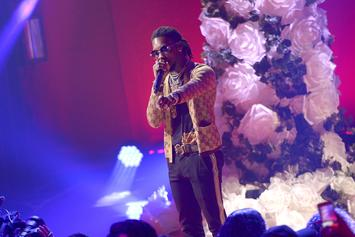 Offset's Son Rocks More Ice Than Most Rappers