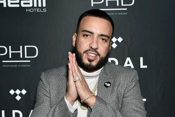 French Montana Reportedly Trademarking His Name For Health & Beauty Products