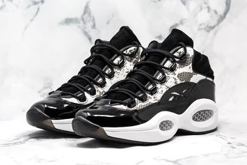 "BAIT x Reebok Question Mid ""Snake 2.0"" Releasing For All-Star Weekend"
