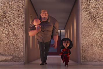 """Incredibles 2"" Trailer Premieres During Last Night's Olympics"