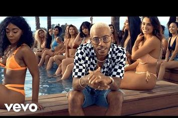 "Sammie and Eric Bellinger Party In ""Show and Tell"" Video"