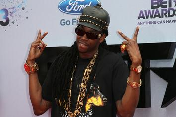 "2 Chainz Spent A Million Dollars On ""Rap Or Go To The League"" Blimp"